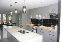 Kitchens / Kitchen designs, colours, products for new house