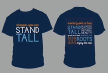 -CAMP SHIRT IDEAS- / Fun t-shirt designs that can be used for camp! HeartlandCamps.org