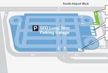 SF Airport Parking