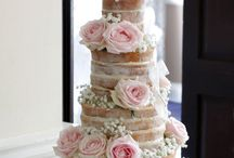 Wedding cakes shell