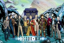 Doctor Who / by Mike Walker