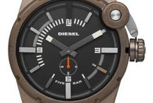 Men Watches / Luxury or sports watches in different styles.