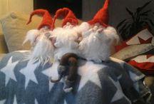 Christmas Elves / My HandiCrafts