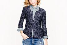 Coats & Jackets / by Leonie Macleod