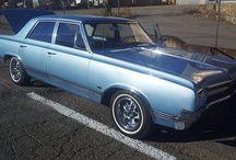 Voitures exceptionnelles/ Années 60 / Les voitures de légende des années 60, qui sont passées chez Carter-Cash