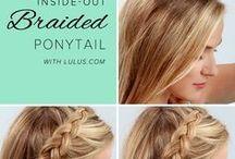 (U) pdo ① / Hair style tutorials