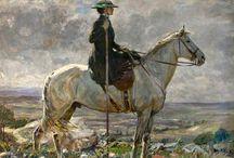 konie malarstwo