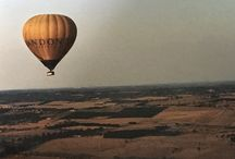 Hot Air Ballooning in the Yarra Valley - 2003