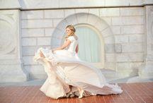 Wedding Dresses | Inspiration & Portfolio / AlliChelle Photography | Utah and Southern California Wedding Photographer