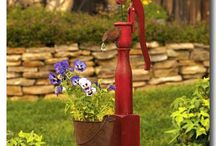 Decorating Ideas, Outdoor / by Mary Vaskus