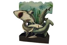 Shark Gifts / A selection of #shark goodies can be found in our shop at www.sharktrust.org/shop.  All proceeds raised from the sale of our goods directly contribute to furthering the aims and objectives of the Shark Trust.