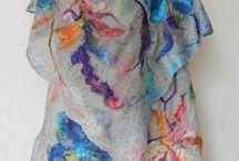 pintura em sedas
