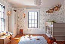 Murales infantiles / Murales para bebés. Murales para niños. Decoración infantil y juvenil. / by DecoPeques- Decoración infantil