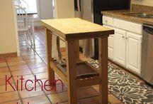 Kitchens / Spaces!