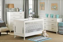 Wyndham Collection / Munire's Wyndham Collection redefines the contemporary nursery by adding a hint of vintage-inspired elegance. Featuring rounded spindles and panel sides, the Wyndham 3-in-1 Convertible Crib will grow with your baby (toddler guard rail sold separately).