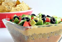 Recipes: Appetizers and Snacks (VEGAN) / by Katie Gabriele