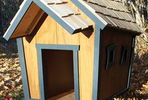 Cobbers Dog House / by Bridgette Louise