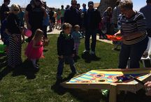 Annual Terrain Egg Hunt 2015 / Terrain's second annual egg hunt for residents of the community. More than 500 tickets were distributed to homeowners and 5,000 eggs hidden and found! :-) Kids of all ages had a wonderful day with their families. / by Terrain Castle Rock