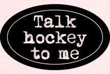 Hockey, heck yeah! / by Sara Petyk