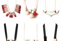 Jewelry ceramic/ PORCELAIN