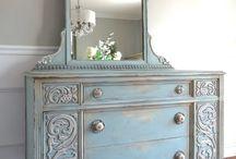 antique/furniture/brocante