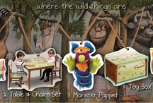 Where the Wild Things Are / by SimplyKidsFurniture