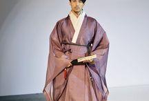 Hanbok man