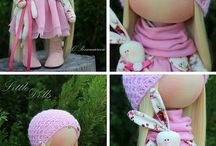 Cloth Dolls & Co