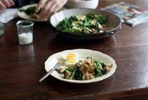 Insalata - Salad / by Isabel Pavlich-Miles