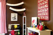 Marshall's room