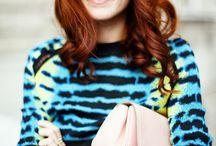 Red Hair Pinspiration