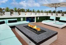 Rooftop Deck Inspirations / These rooftop decks are the best places to watch the sunset.