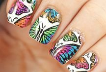 Nail Art - Spring Nails