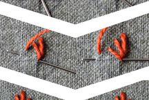 вышивки