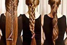 hair tips / hair