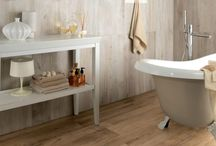 Interior design - bathrooms