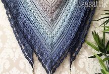 Shawl patterns