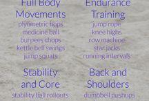 Health, Exercises