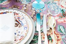 Gorgeous Tablescapes & Centerpieces / It's a feast for the eyes when you have a gorgeous tablescape or table setting. This board will highlight the best place settings, China, ideas, centerpieces, DIY's and more!  / by Monica Benavidez
