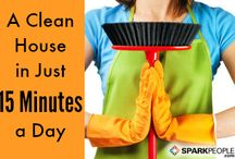 Cleaning & Organisig