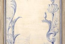 Vintage chinoiserie