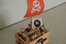 feest - thema piraten
