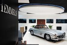 1959 Mercedes-Benz 300SL Roadster / Classic Mercedes-Benz 300SL Roadsters by Hemmels