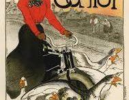 art nouveau, cartells publicitat
