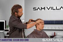 Men's Haircutting