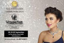 SLG Jewellers in Wedding Asia