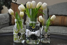 Table Attraction / Centerpieces for parties or the home!
