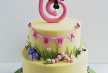 Amberlys cake / Choosing a cake for amberly