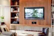 Interior Design | Fireplace