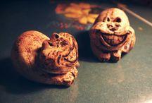 Фигурки из дерева